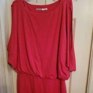 Dresses & Skirts - Susana Monaco Split Sleeved Blouson Dress